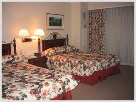 Old Mandalay Bay hotel rooms