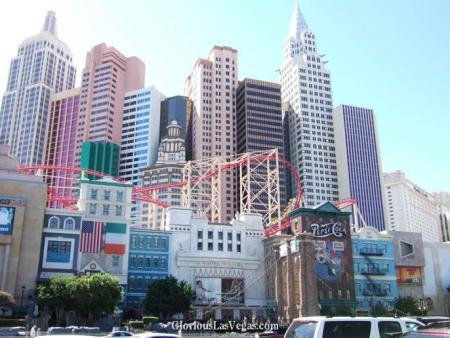 New York New York Hotel and casino review, Las Vegas