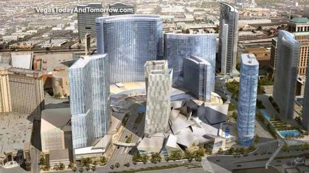 Project CityCenter Las Vegas casino and hotel