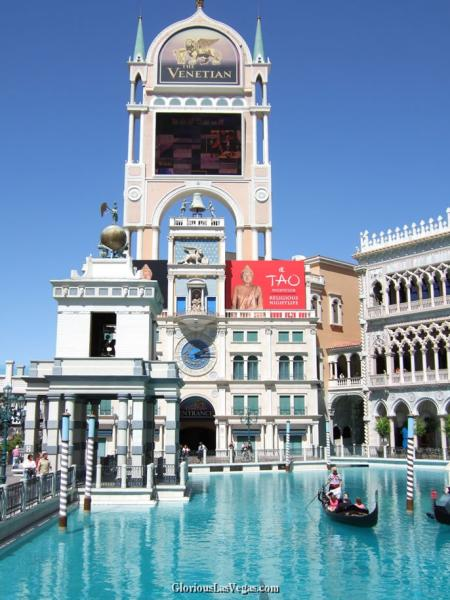 venetian hotel and casino review, las vegas