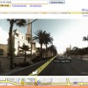 Las Vegas street level maps by Google