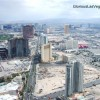 view from the top of the Stratosphere Hotel