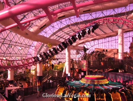 Circus Circus Adventuredome Theme Park