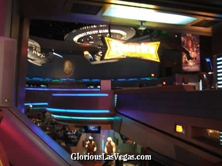 Las Vegas Star Trek Experience and Quark's Bar at the Vegas Hilton