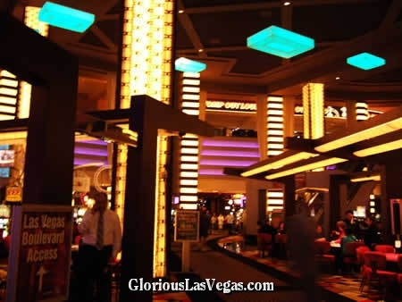 Vegas Aladdin casino before transforming into Vegas Planet Hollywood