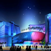 Huge Las Vegas Pulse merges the Strip with Downtown