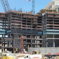 Pictures of CityCenter Las Vegas taking shape